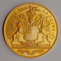 Copley Medal der Royal Society of London for the Improvement of Natural Knowledge; 1872 