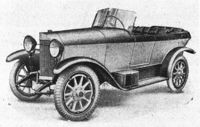 Falcon Tourenwagen 6/20 PS; 1921/22